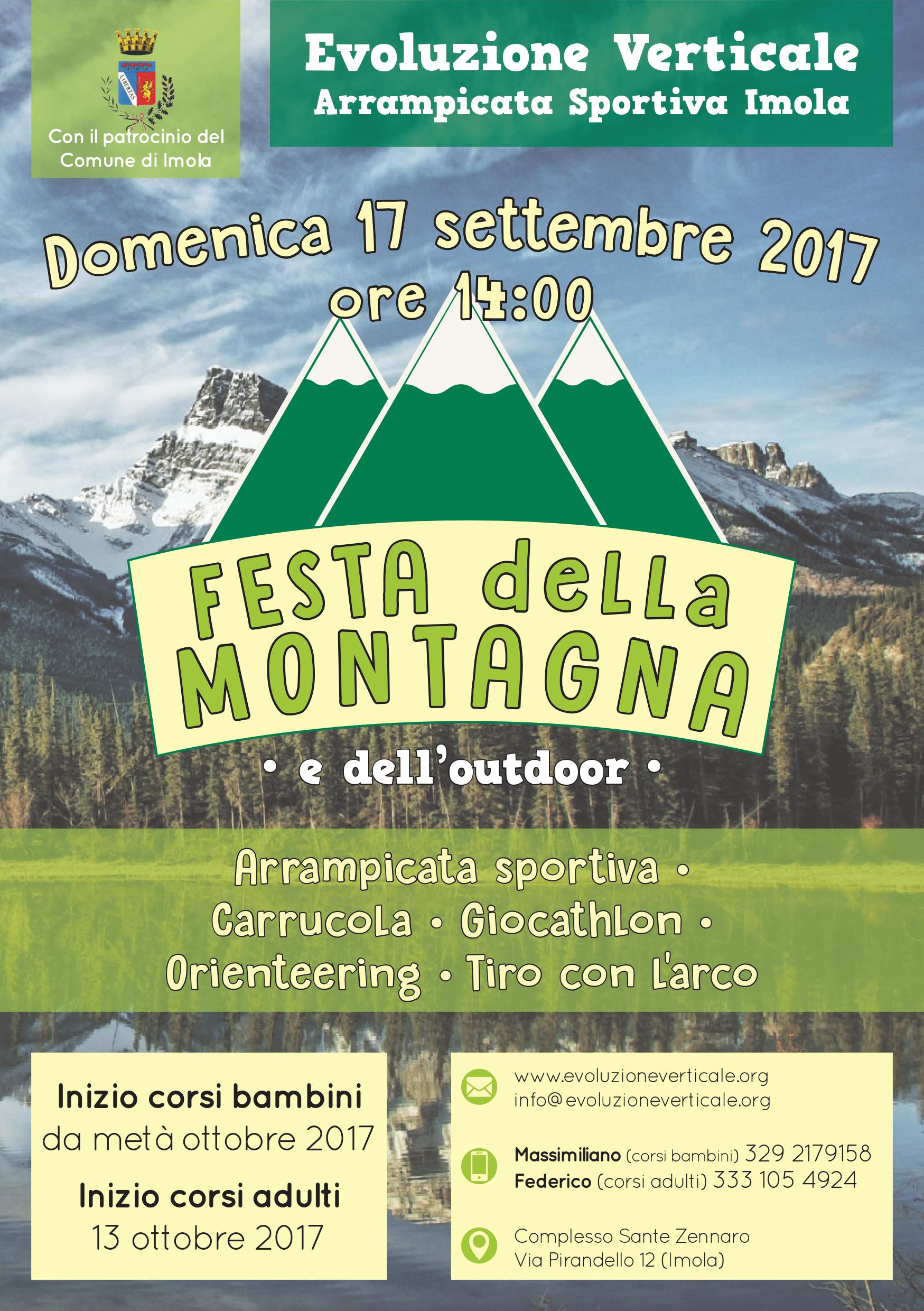 FESTA MONTAGNA 2017 GIOCATHLON