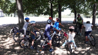 GIOCAMP 2017 MOUNTAIN BIKE 2