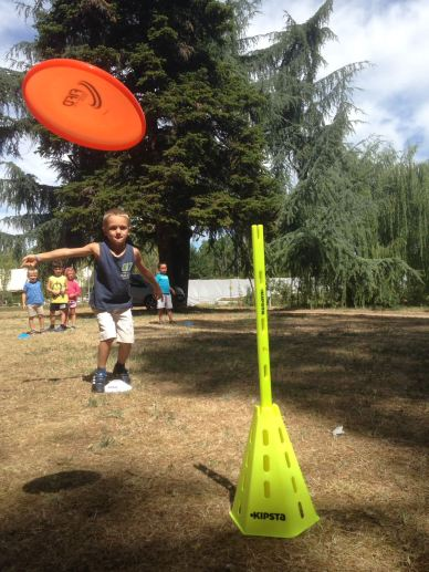 GIOCAMP 2017 ULTIME FRISBEE