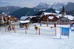 montagna giocathlon 2018 campo scuola sci