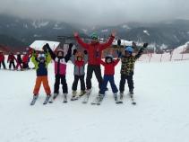 montagna giocathlon 2018 fine scuola sci