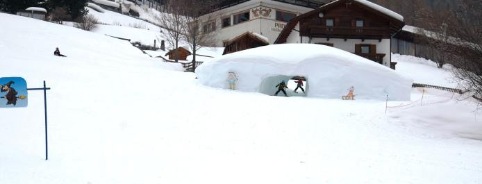 montagna giocathlon 2018 grotta