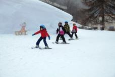montagna giocathlon 2018 scuola sci