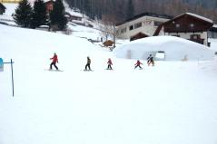 montagna giocathlon 2018 secondo giorno scuola sci