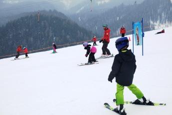montagna giocathlon 2018 terzo giorno scuola sci
