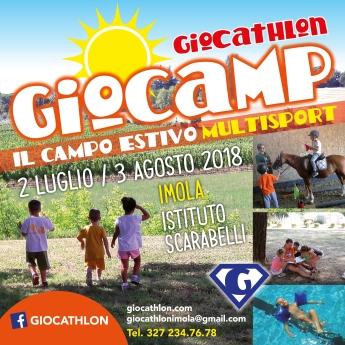 Giocamp -campi estivi giocathlon- 1