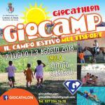 Giocamp 2018- campo estivo Giocathlon1